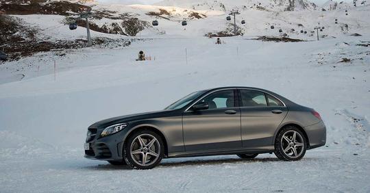 Mercedes-Benz C-Klasse Sedan Plug-in Hybrid