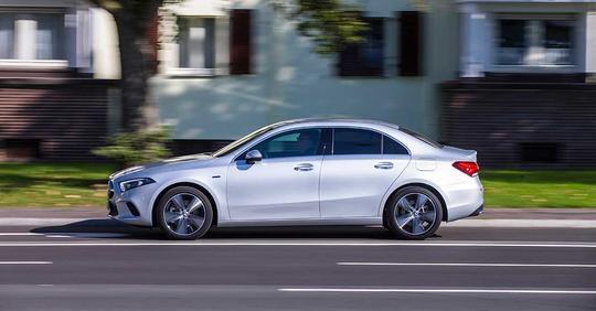 Mercedes-Benz A-Klasse Plug-in Hybrid