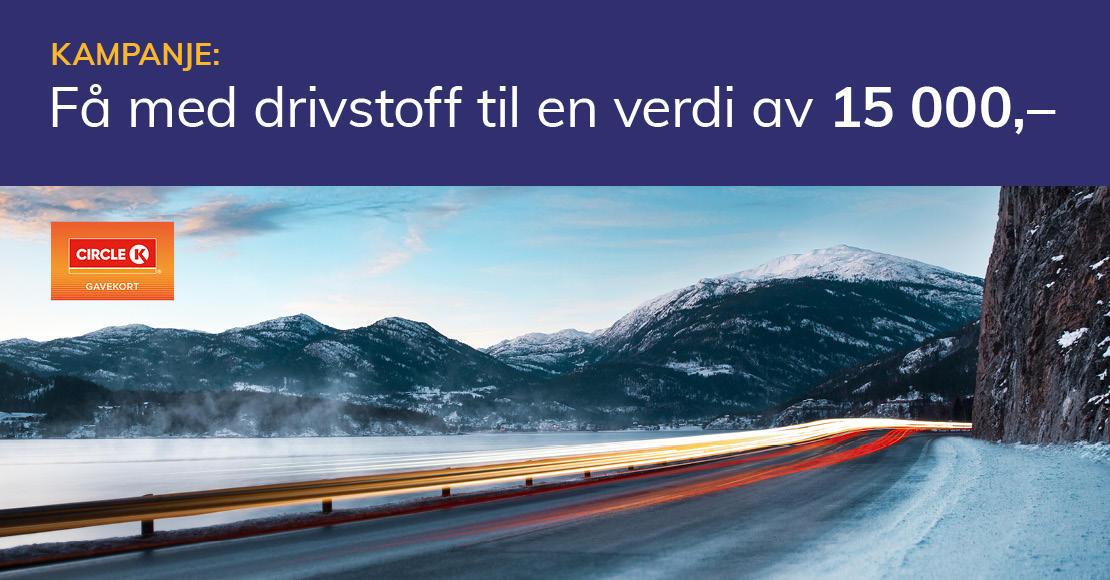 bilde med drivstoffkampanje