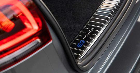 Mercedes-Benz GLE SUV plug-in hybrid