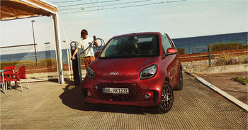 EQ fortwo cabriolet